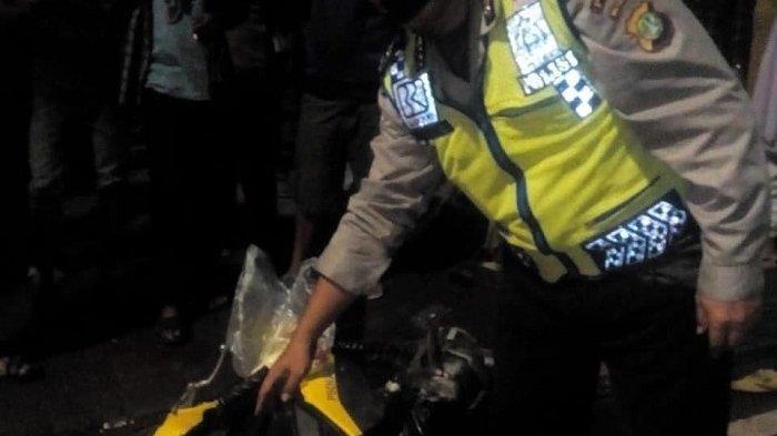 Berboncengan Sepeda Motor Menabrak Tiang Listrik, 2 Remaja Tewas Seketika di Jalan Tubagus Angke