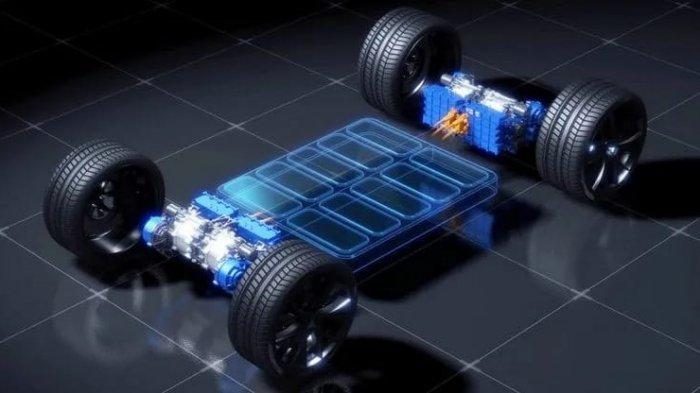 Yamaha Kenalkan Motor Listrik Khusus Mobil Listrik Hyper