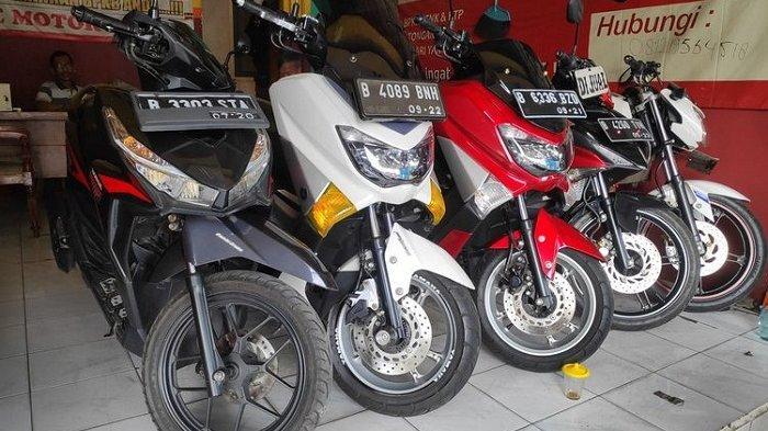 Wabah Virus Corona Bikin Omzet Penjualan Motor Bekas Anjlok, Pedagang: Parah