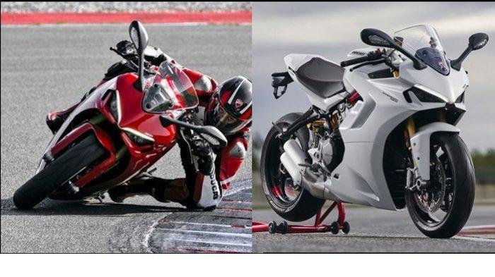 Ducati SuperSport 950 Hadir Dua Varian Februari 2021, Lampu Mirip Panigale V4, Begini Spesifikasinya