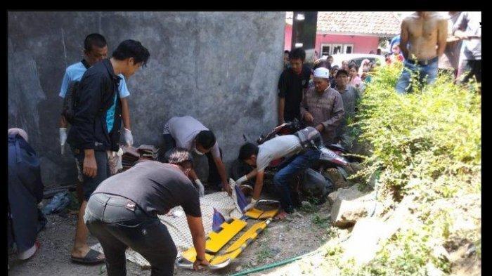 Tragis, Motor Ditumpangi 4 Orang Alami Rem Blong Saat Jalan Menurun, Tabrak Tembok 3 Orang Tewas