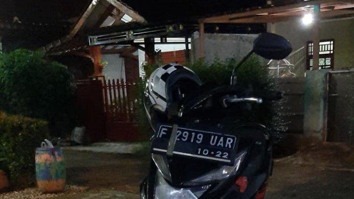 Rawannya Kejahatan Jalanan di Cibinong , Baru Pakir Sebentar, Motor Wartawan Raib Digondol Maling