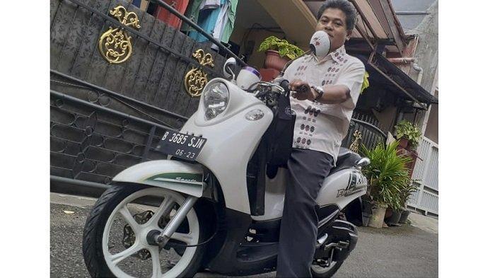 Modifikasi Yamaha Fino 2013 Pakai Piston Honda CBR150R Hingga Klep Honda Tiger, Tenaga Tembus 187 CC