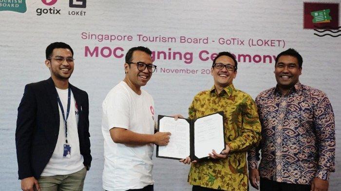 Gandeng GoTix, Singapore Tourism Board Tak Sekadar Tawarkan Tujuan Wisata, Ini Beragam Promonya