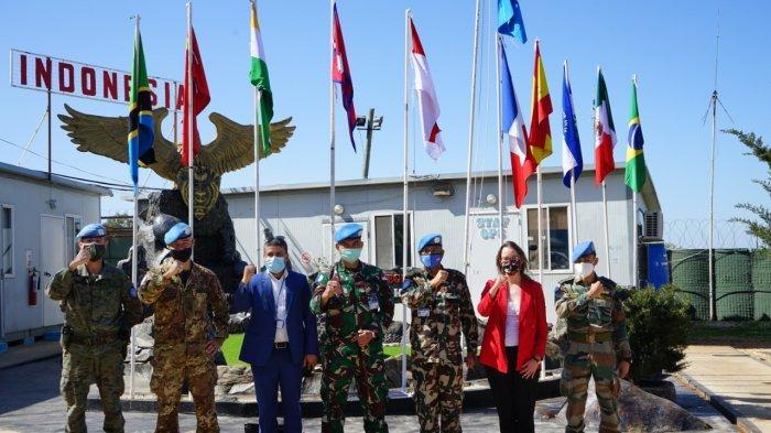 Para Perwira Penerangan Berbagai Negara Ikuti Konferensi MPIO Seceast di Markas Garuda
