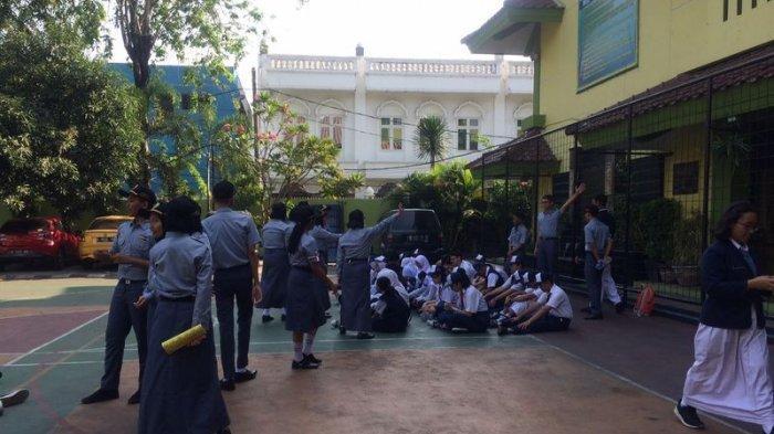 MPLS di SDN Rawa Badak Selatan 01, Siswa Baru Dikenalkan Guru hingga Tata Tertib