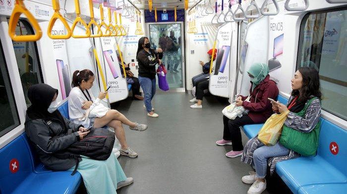 PSBB Total Mulai Diberlakukan Besok, Senin 14 September, MRT Jakarta Tetap Beroperasi Normal