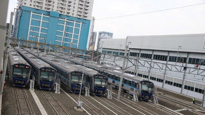 Stasiun MRT Bakal Dibangun di Tenggara Monas