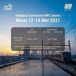 William Sabandar Ungkap MRT Tetap Beroperasi saat Idulfitri, Catat Jadwalnya