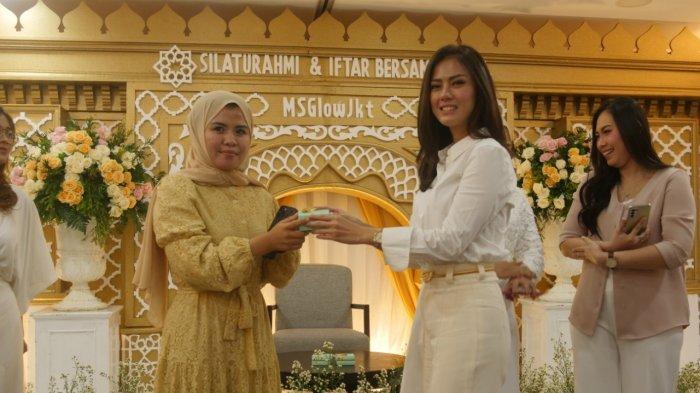 Ramadan Penuh Berkah Silahturahmi dan Iftar MS Glow JKT Bagi-Bagi Emas