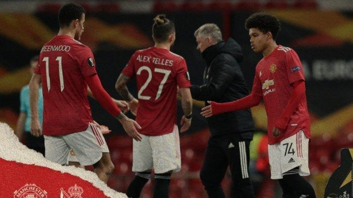 Manchester United Lolos Babak 16 Besar Liga Europa Meski Bermain 0-0 Lawan Real Sociedad