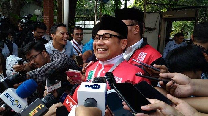 Cak Imin Lebih Suka Jadi Ketua MPR Ketimbang Menteri