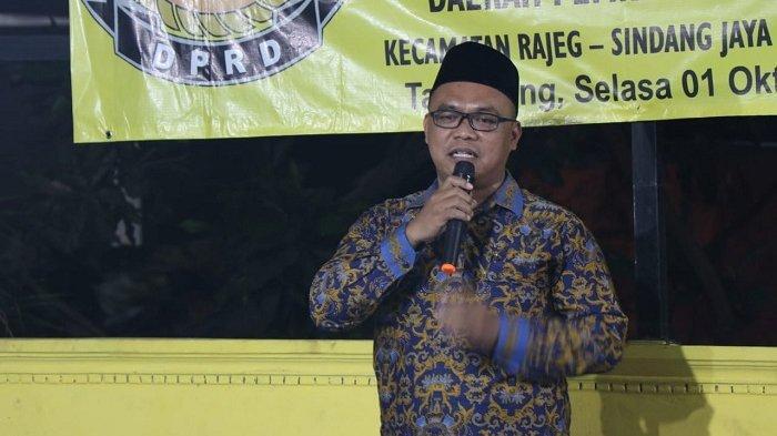 Anggota DPRD Kabupaten Tangerang Langsung Terima Keluhan Warga