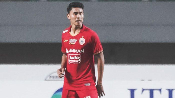 Muhammad Ferarri Jadikan Debutnya Sebagai Momentum untuk Bekerja Keras demi Persija di Liga 1 2021