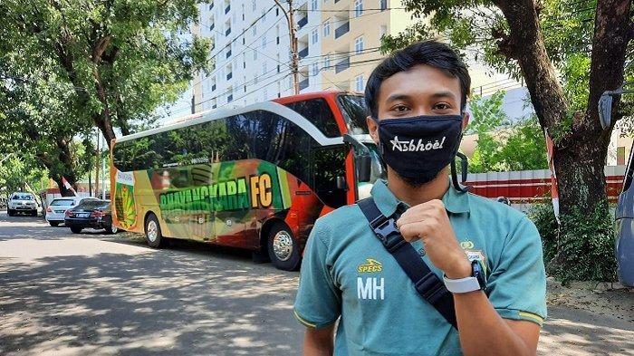 Hanya Ingin Tampil Maksimal dan Jadi Juara, Hargianto Tak Peduli Liga 1 2020 Tanpa Degradasi