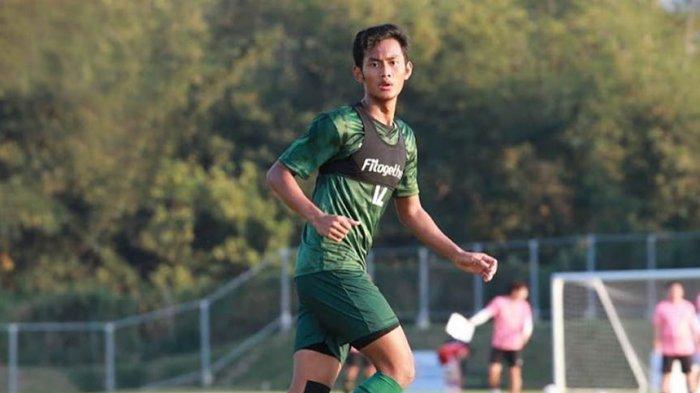 Muhammad Kanu Helmiawan pemain timnas U-19