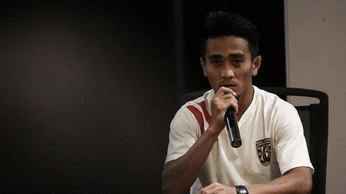 Gelandang Bali United Muhammad Taufiq Targetkan Hasil yang Terbaik di Liga 1 2021 dan Piala AFC 2021