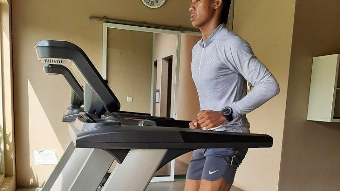 Bek Persita Tangerang Mohammad Toha Bocorkan Semangat Timnya Memenangi Laga di Piala Menpora 2021