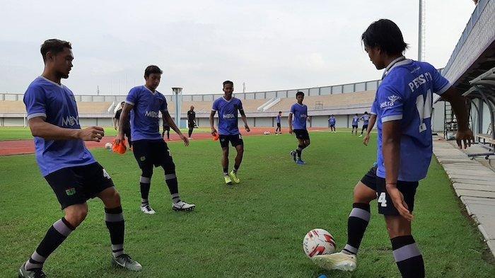Tiga Pemain Asing Persita Tangerang Dikabarkan Mulai Berlatih Sore Ini