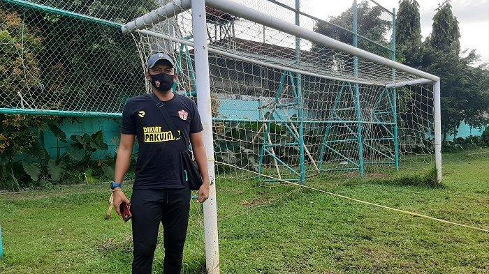 Kompetisi Berhenti, Pelatih Kiper Persita Tangerang Mukti Ali Raja Jadi Pelatih di Diklat Paku Jaya