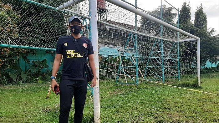 Pelatih Kiper Persita Mukti Ali Raja Iri dengan Pembinaan Sepak Bola di Belanda