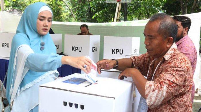 Ini Peluang Isri Ahmad Dhani Mulan Jameela Lolos Jadi Anggota DPR, Gerindra Lolos Ambang Batas