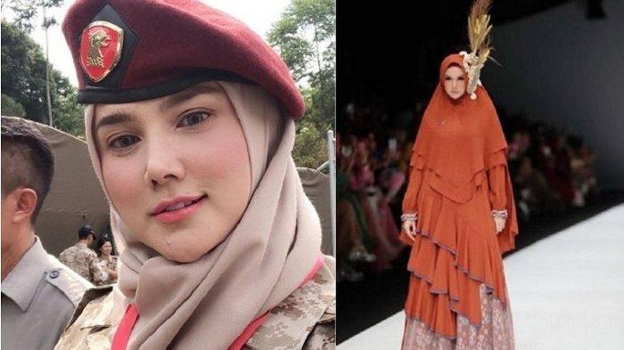 Belum Terlalu Sibuk di DPR, Mulan Jameela Tampil Memukau di Jakarta Fashion Week