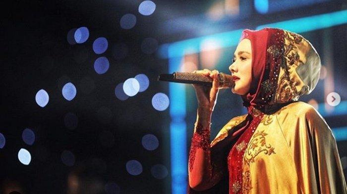 Rayakan Idul Fitri di Rumah, Mulan Jameela Selalu Siapkan Masakan Jawa Timuran Untuk Ahmad Dhani