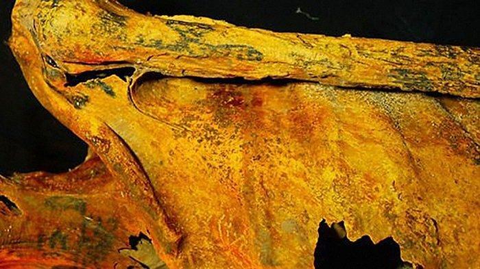 Misteri Mumi Bertato Berusia 3.000 tahun Mulai Terkuak, Berasal dari Kalangan Perempuan Elit