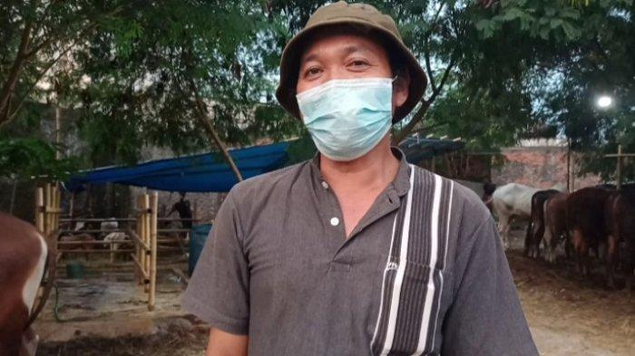 Jelang Idul Adha 2021 Pedagang Hewan Kurban di Bekasi Lakukan Swab Antigen Bersama 60 Karyawannya