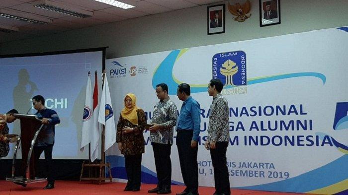Terpilih Secara Aklamasi, M Syarifudin Gantikan Mahfud MD Pimpin Ikatan Keluarga Alumni UII