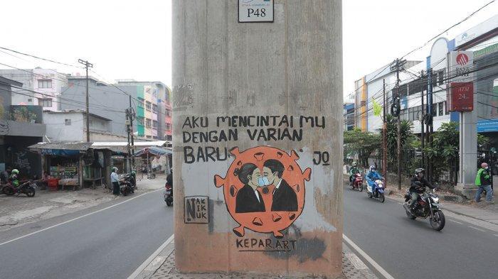 VIDEO : Pembatasan di Pulau Jawa dan Bali kini bernama PPKM Level 4