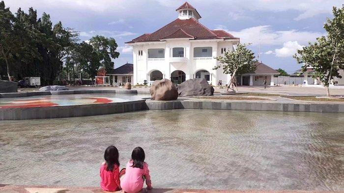 Ingin Wisata ke Museum Gedung Juang di Tambun Selatan Naik KRL Saja, Cepat dan Praktis