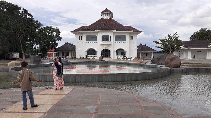 Gedung Juang Kabupaten Bekasi Mulai Ramai Dikunjungi Warga