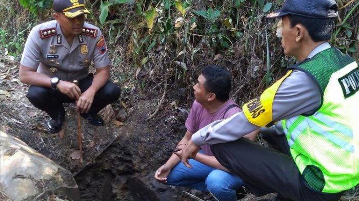 Polisi Identifikasi Potongan Tubuh yang Hangus Diduga Korban Mutilasi Berjenis Kelamin Wanita