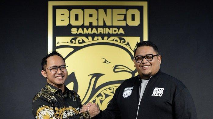 Jelang Menghadapi Kompetisi Liga 1 2021, Manajemen Borneo FC Resmi Bekerja Sama denga CRK Corporati