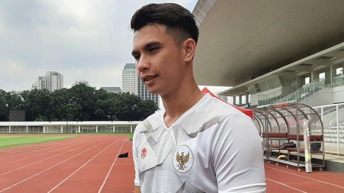 Nadeo Argawinata Ceritakan Pengalamannya Ikut Swab Test Bersama Timnas Indonesia
