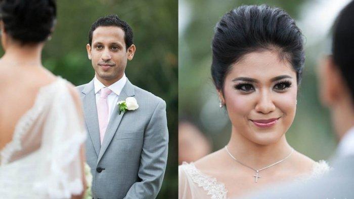 SOSOK Franka Franklin Istri Nadiem Makarim Rekan Artis Seksi Indonesia, Tampil Memesona di Istana