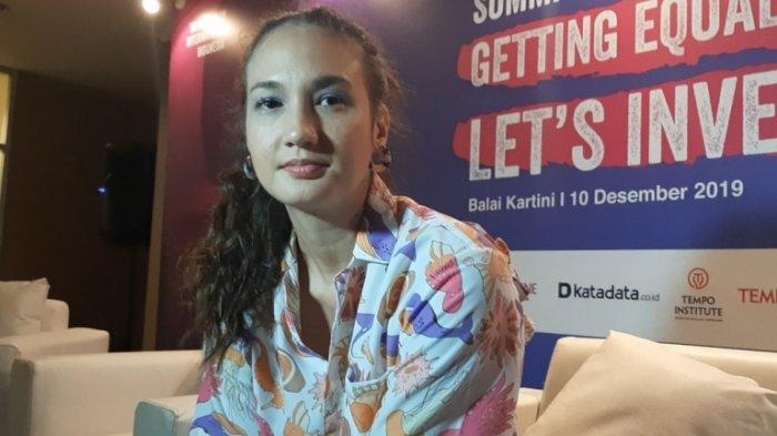 Nadine Chandrawinata Hamil Setelah 3 Tahun Dinikahi Dimas Anggara, Kini Usia Kandungan Sudah 4 Bulan