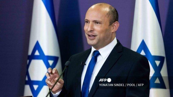 Naftali Bennett, perdana menteri baru Israel, menggantikan Benjamin Netanyahu