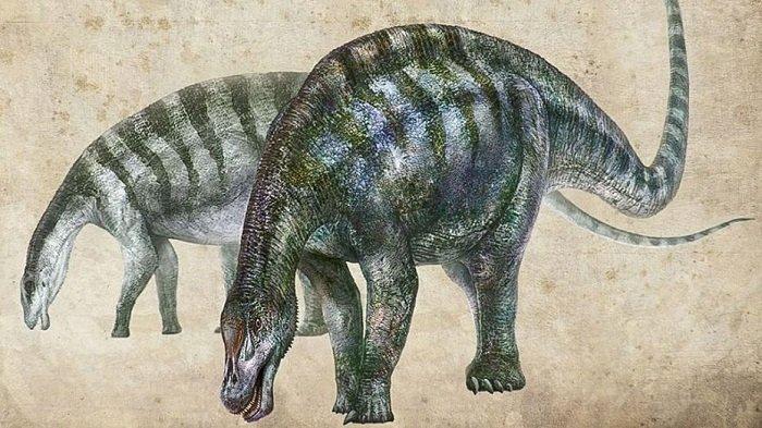 Lingwulong Shenqi, Dinosaurus 'Naga' Pemakan Tumbuhan  Ditemukan di Tiongkok