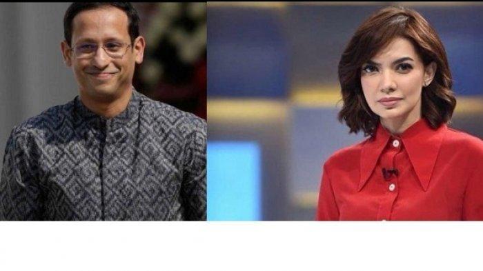 Najwa Shihab Buka Kekayaan Nadiem Makarim, Gaji Menteri Rp 13 Juta/Bulan Tak Sebanding