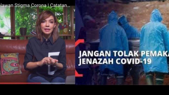 Pesan Najwa Shihab Fisik Boleh Direnggangkan Saat Pandemi Corona Tapi Solidaritas Harus Makin Kuat Warta Kota