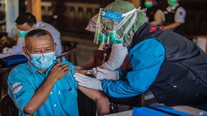 Vaksinasi Nakes di Kota Bogor Tahap Pertama Rampung Sabtu Besok, Sebanyak 2.202 Nakes Gagal Vaksin