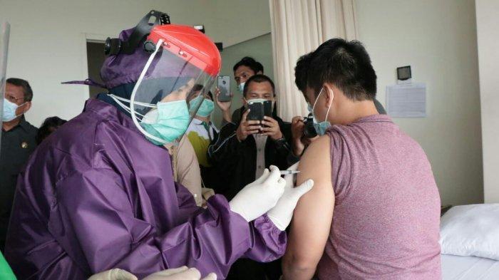 Pemda Lain Persiapkan Vaksin Massal di Pasar Tradisional, Pemkab Tangerang Masih Belum Ada Rencana