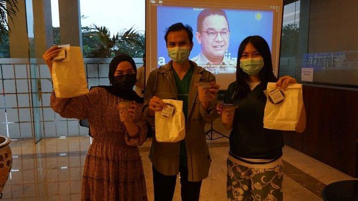 Jakarta Experience Board Beri Apresiasi untuk Para Tenaga Kesehatan