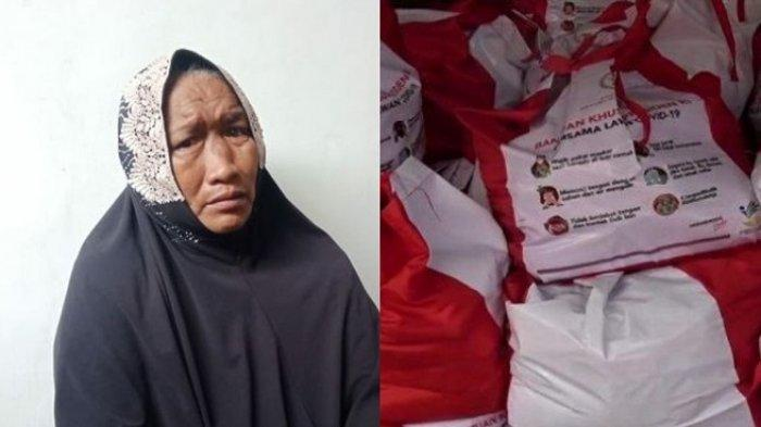 Nama Nenek Darwati Dicoret dari Data Penerima Bansos Kemensos, Pedagang Kangkung Keliling Ini Nangis