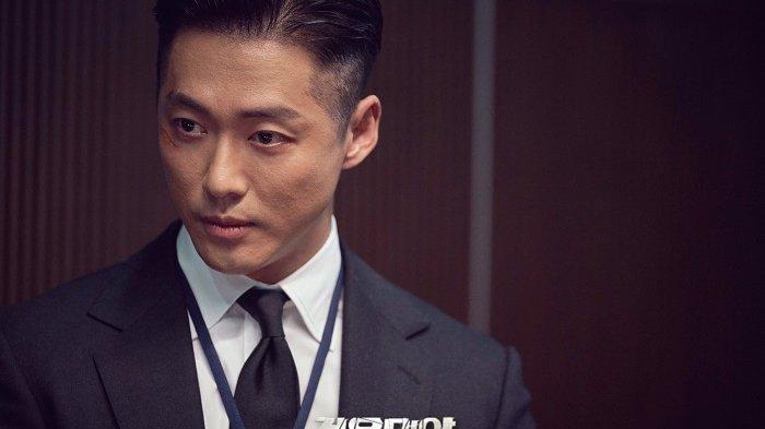 Aktor Namgoong Min dalam drama Korea terbaru berjudul the Veil.