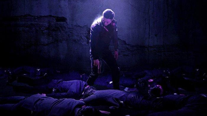 Namgoong Min Dikelilingi Mayat Bergelimpangan dalam Drama Korea The Veil
