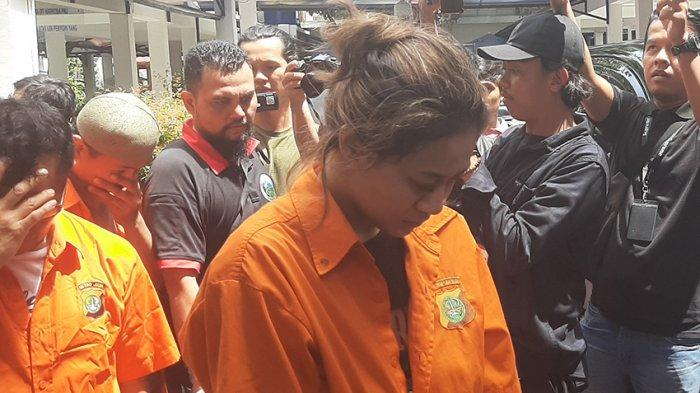 Ditangkap, Aktris Nanie Darham Nyambi Jadi Pengedar Narkoba